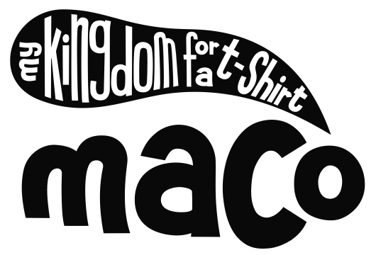 Maco T-shirts Ρούχα Αξεσουαρ Στάμπες